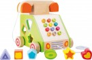 "LEGLER ""Telephone"" pull-along and motor skills trainer 10319"