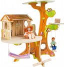 LEGLER Treehouse with bending puppets 7807