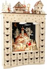 "LEGLER ""Winter dream"" wooden Advent calendar 10215"