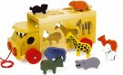 LEGLER Zoo Cart with Animals 7223