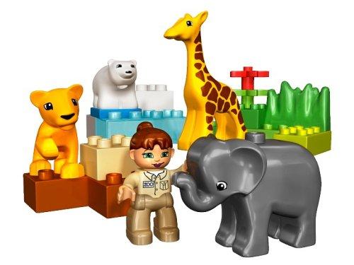LEGO Duplo Baby Zoo 4962 Konstruktors