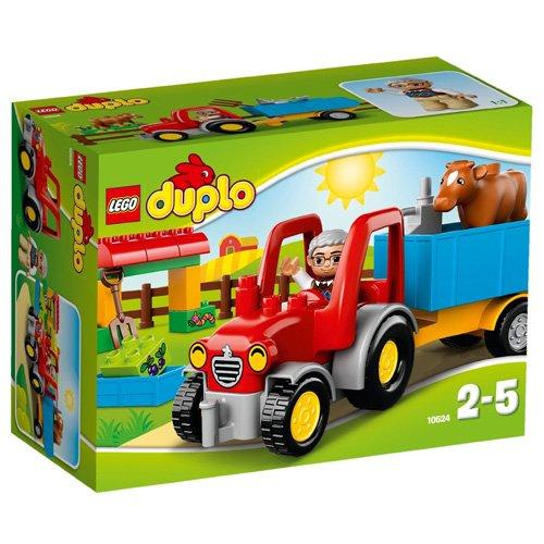 0e68e8d34a8 LEGO Duplo Farm tractor 10524 Constructor - eveikals.lv