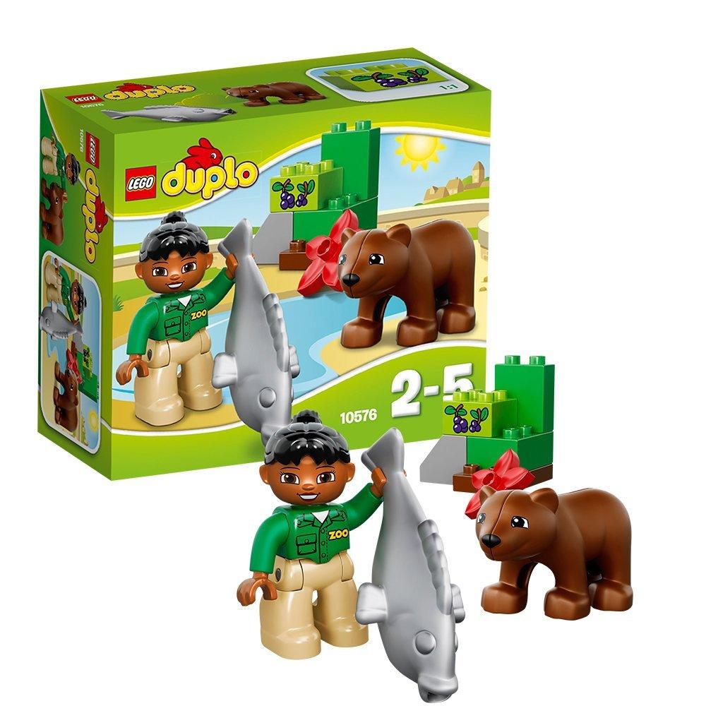LEGO Duplo Zoo care 10576 Konstruktors