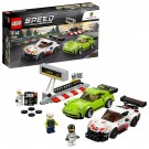 LEGO Speed Champions - Porsche 911 RSR and 911 Turbo 3.0