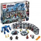 LEGO Super Heroes - Iron Man Hall of Armor Playset