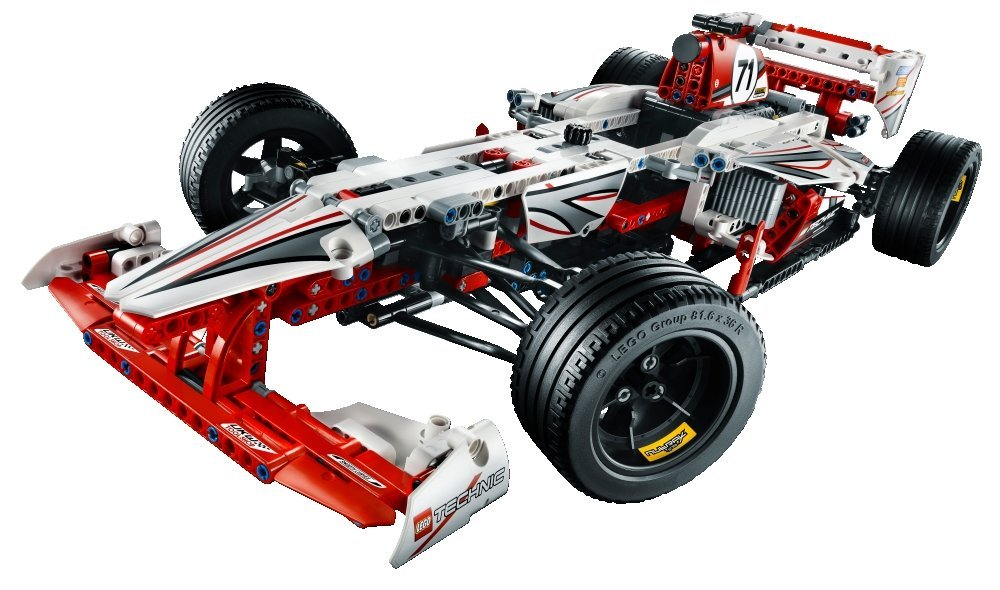 Lego Technic Race Car Building Set Best Car 2018
