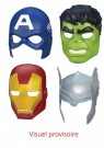 Avengers ROLE PLAY MASK AST B0439 toy