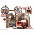 Fireman Sam – Deluxe Fire Station Playset - Toy - Rotaļlieta