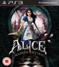 Alice Madness Returns Playstation 3 (PS3) video spēle
