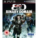 Binary Domain Playstation 3 (PS3) video spēle