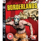 Borderlands Playstation 3 (PS3) video spēle