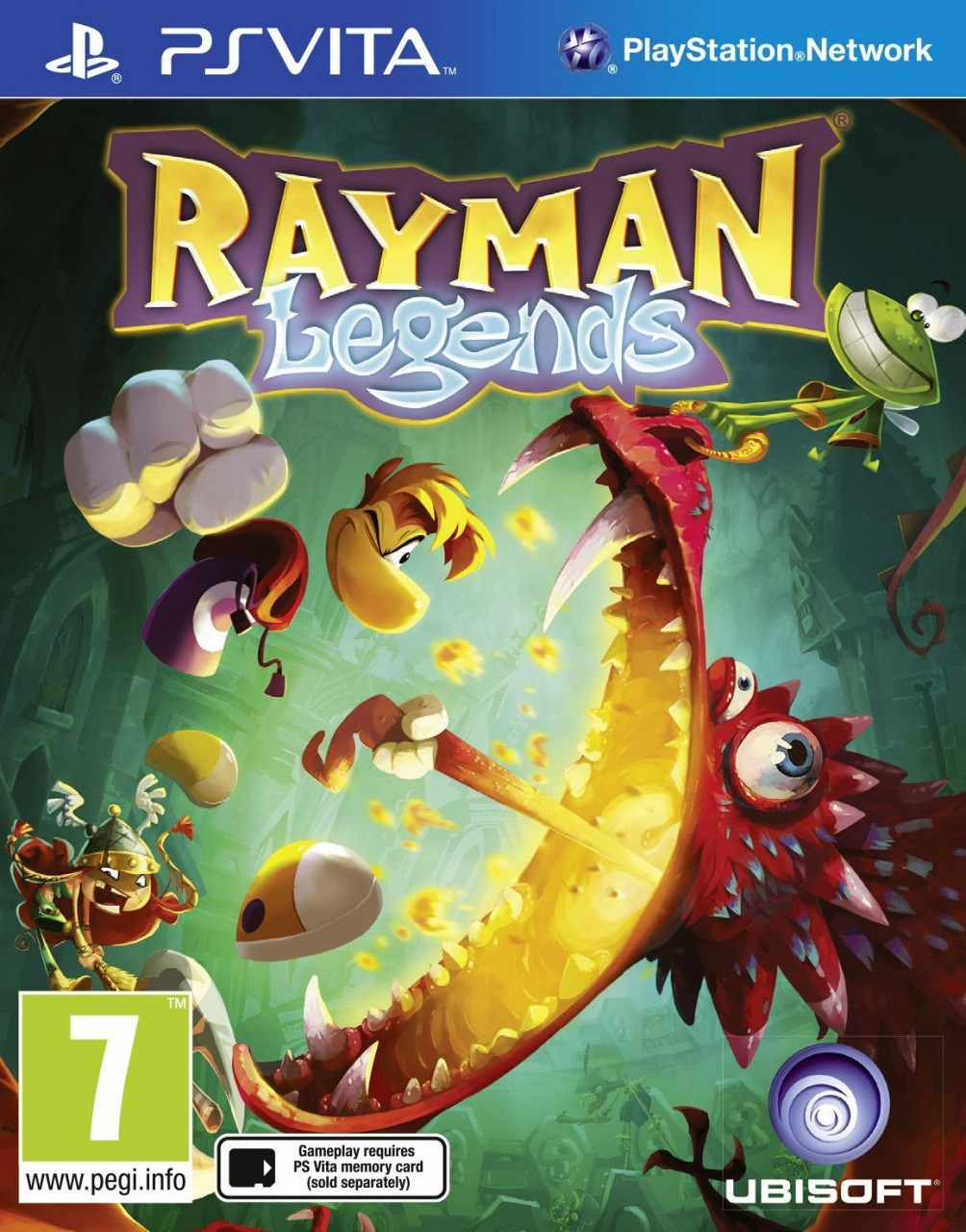 Rayman Legends PSVita  39.99