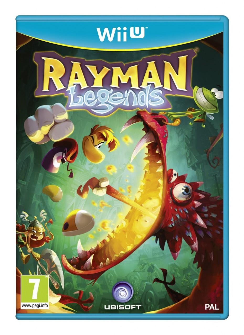 Rayman Legends Nintendo Wii U (WiiU)