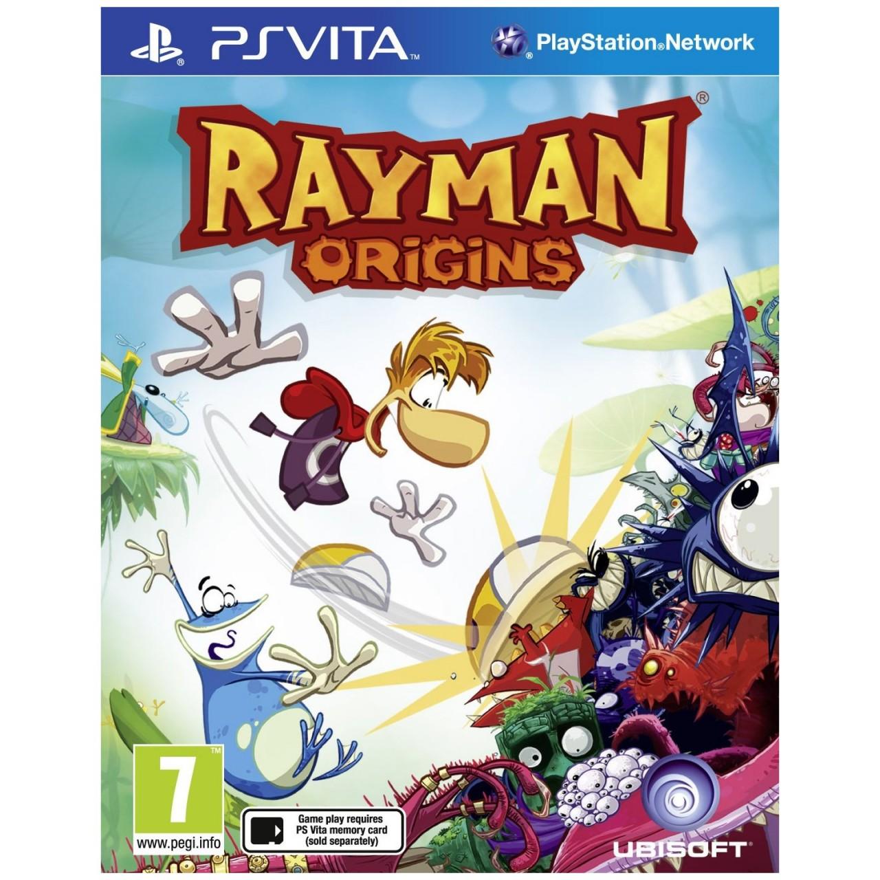 Rayman Origins PSVita  37.99