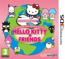 Around The World With Hello Kitty & Friends Nintendo 3DS spēle