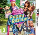 Barbie and Her Sisters Puppy Rescue Nintendo 3DS spēle
