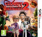 Cloudy with a Chance of Meatballs 2 Nintendo 3DS spēle