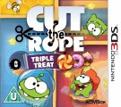 Cut the Rope: Triple Treat Nintendo 3DS spēle