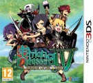 Etrian Odyssey IV (4): Legends of the Titan 3DS spēle