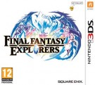 Final Fantasy Explorers Nintendo 3DS spēle