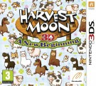 Harvest Moon: A New Beginning Nintendo 3DS spēle