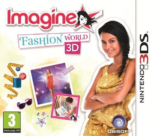 Imagine Fashion World 3ds Eveikals Lv