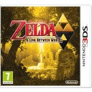 Legend of Zelda: A Link Between Worlds Nintendo 3DS spēle