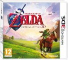 Legend of Zelda: Ocarina of Time 3D Nintendo 3DS spēle