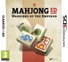 Mahjong: Warriors of the Emperor Nintendo 3DS spēle