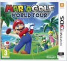 Mario Golf World Tour Nintendo 3DS spēle