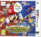 Mario and Sonic at the Rio 2016 Olympic Games Nintendo 3DS spēle