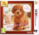 Nintendogs and Cats 3D: Toy Poodle Nintendo 3DS spēle