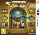 Professor Layton and the Azran Legacy Nintendo 3DS spēle