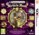 Professor Layton and the Miracle Mask Nintendo 3DS spēle