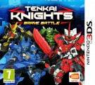 Tenkai Knights: Brave Battle Nintendo 3DS spēle