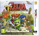 The Legend of Zelda: Tri Force Heroes Nintendo 3DS spēle