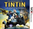 Tintin: Secret of the Unicorn The Game Nintendo 3DS spēle