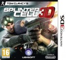 Tom Clancy's Splinter Cell 3D Nintendo 3DS spēle