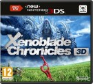 Xenoblade Chronicles 3D (for new 3DS & 3DS XL only) Nintendo 3DS spēle