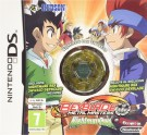 Beyblade Metal Masters Nightmare Rex + Toy Nintendo DS NDS game