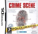 Crime Scene NDS Nintendo DS game