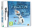 Disney Frozen: Olafs Quest Nintendo DS