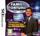Family Fortunes NDS Nintendo DS game