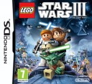 LEGO Star Wars III (3) The Clone Wars NDS Nintendo DS spēle