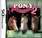 Pony Friends 2 NDS Nintendo DS game