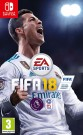 FIFA 18 Nintendo Switch video spēle