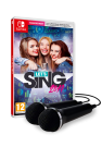 Lets Sing 2019 incl. 2 microphones Nintendo Switch video spēle