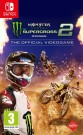 Monster Energy Supercross 2 Nintendo Switch video spēle