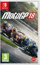 MotoGP 18 Nintendo Switch video spēle