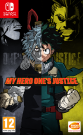 My Hero Ones Justice (One's) Nintendo Switch video spēle